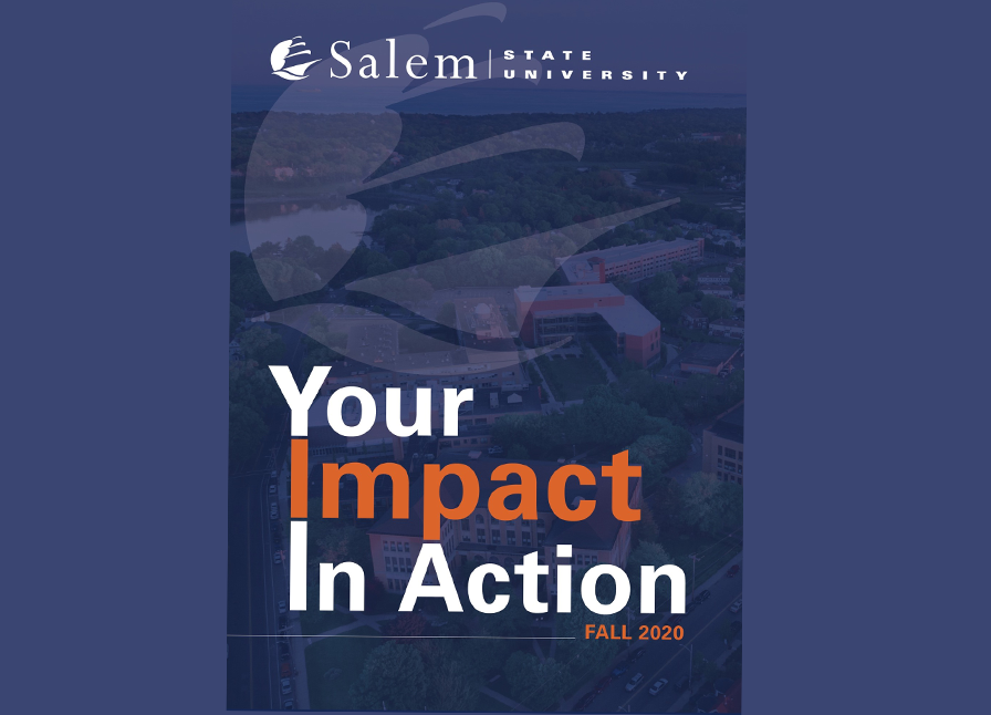Salem State University Your Impact in Action