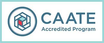 CAATE logo