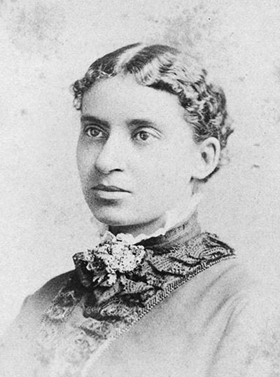 Charlotte Forten, Salem State's first African-American graduate, class of 1856