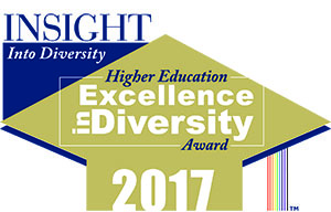 INSIGHT Into Diversity HEED Award graphic