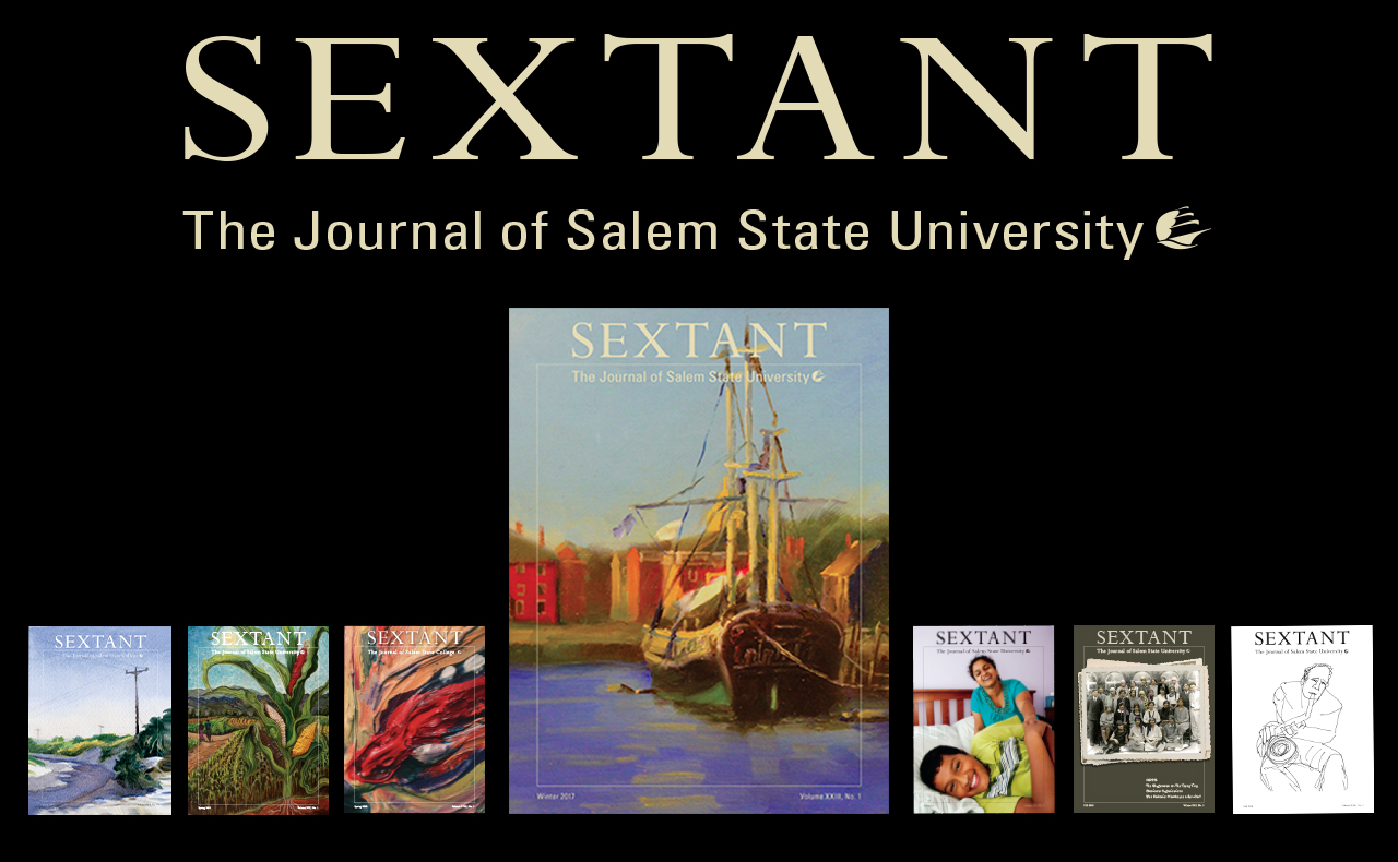 Cover of the Salem State Sextant