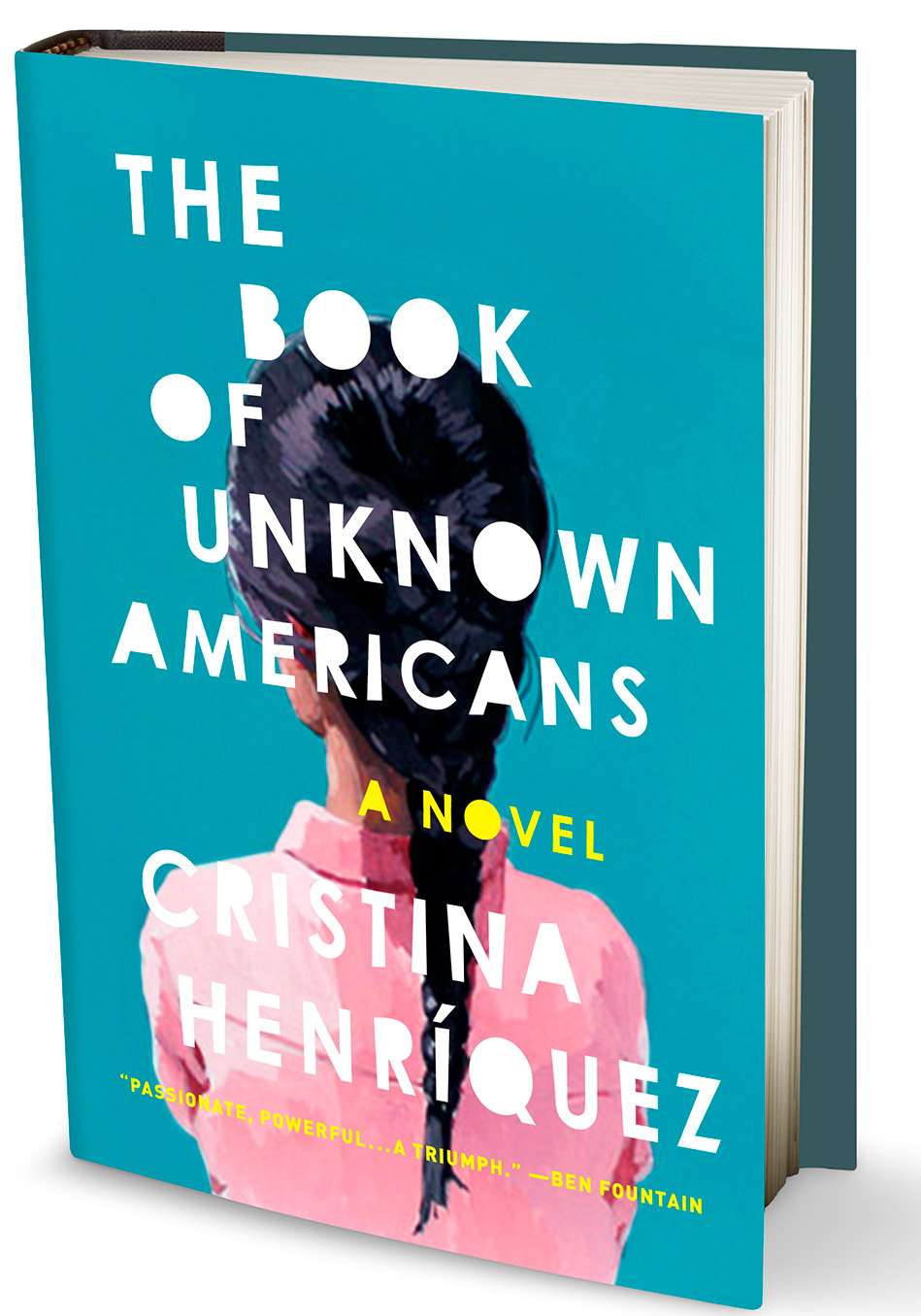 The Book of Unknown Americans by Christina Henríquez