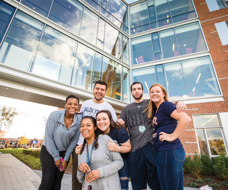 Welcome to Undergraduate Admissions! | Salem State University