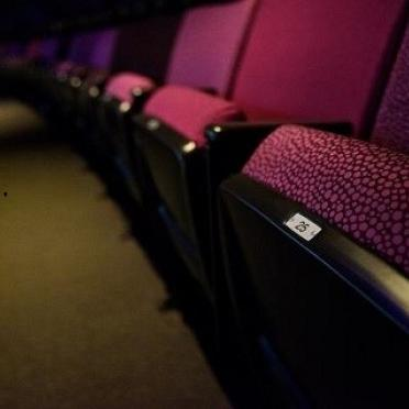 The Sophia Gordon Theatre seats