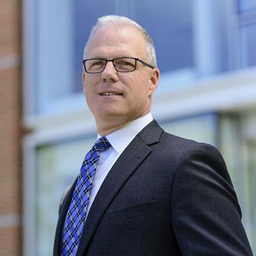 John D. Keenan, 14th President of Salem State University