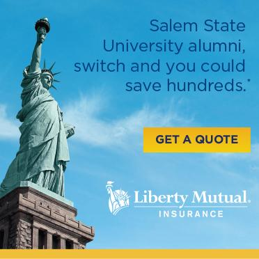 Liberty Mutual and Salem State logo