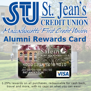 St. Jean's Credit Card featuring Sullivan Building