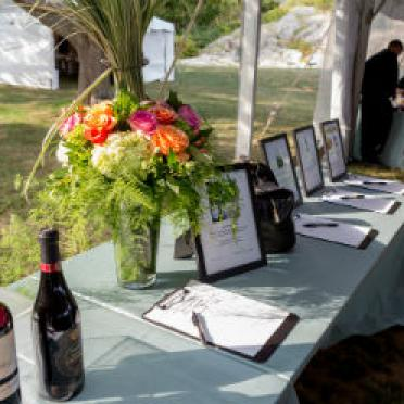 2016 Fine Wines and Fabulous Finds Auction Items