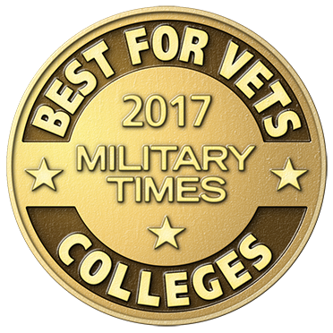 Military Times Best for Vets Colleges logo