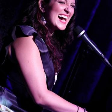 Nicole Zuraitis performs on March 30