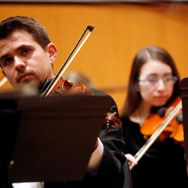 University Chamber Orchestra Concert on April 25