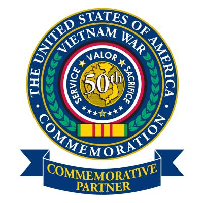 Logo: Vietnam War Commemorative Partner