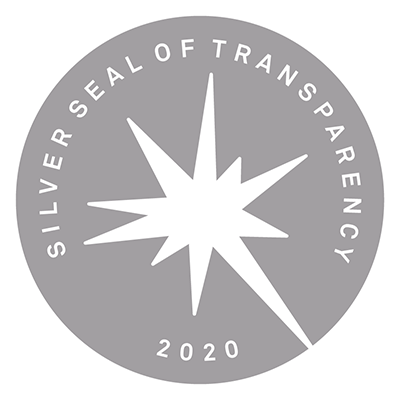 Silver Seal of Transparency 2020
