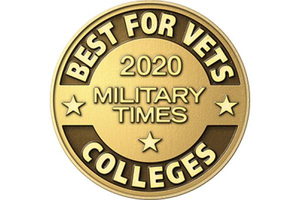 Best Military Friendly School 2020