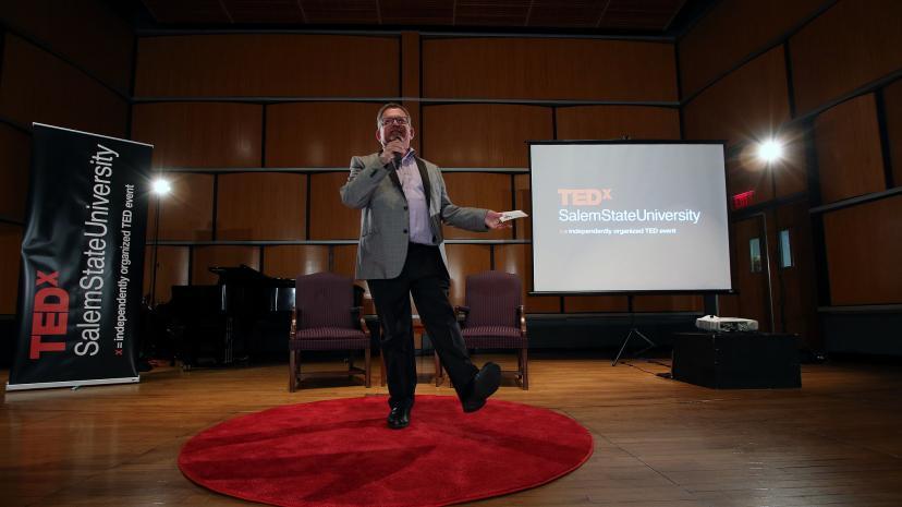 TEDxSalemStateUniversity | Salem State University